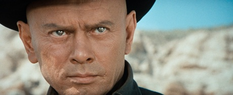 Yul Brynner as The Gunslinger (1973)