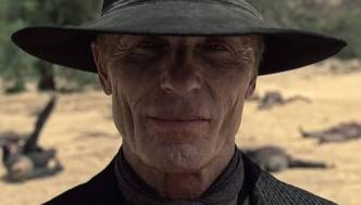 Ed Harris as The Man In Black (2017)